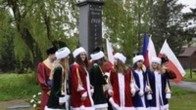 Uroczystość Patriotyczna we Włosienicy