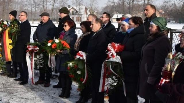 Uroczystości rocznicowe w Brzeszczach-Borze