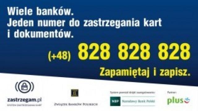 Utraciłeś dokumenty? Zastrzeż je w banku! Nie pozwól ukraść swojej tożsamości!