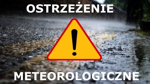 UWAGA ! Ostrzeżenia meteorologiczne oraz hydrologiczne