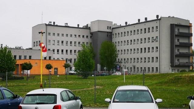 UWAGA!!! Wstrzymane przyjęcia do oddziałów wewnętrznych w Szpitalu Powiatowym