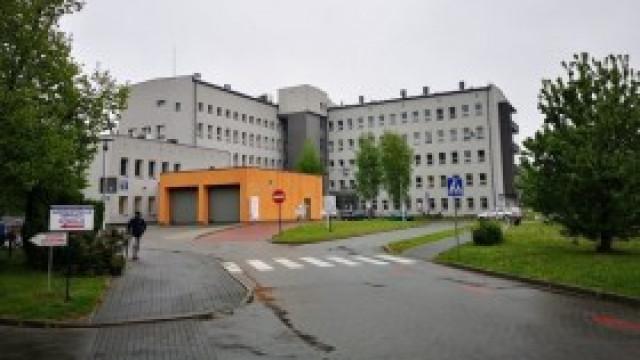 Uwaga! Zamknięty jeden z oddziałów wewnętrznych szpitala w Oświęcimiu