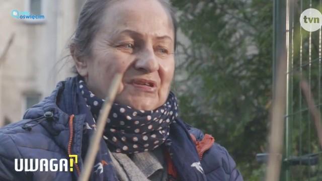 Uwięziona we własnym domu. Spółdzielnia zatarasowała bramkę Halinie Kozioł – FILM