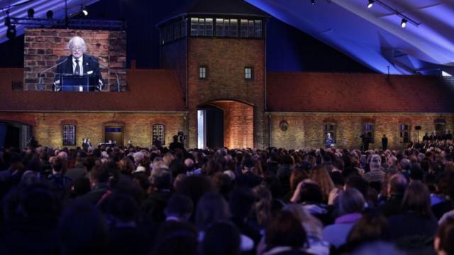 VIDEO-AUSCHWITZ. 70. rocznica wyzwolenia Auschwitz
