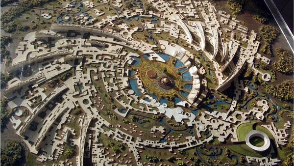 VIDEO-OŚWIĘCIM. Auroville alternatywa dla obecnej globalizacji?