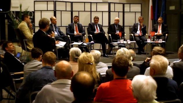 VIDEO-OŚWIĘCIM. Chwierutać czyli debata prezydencka w Galerii Książki