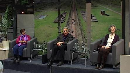 VIDEO-OŚWIĘCIM. Spotkanie z Birenbaum, Posmysz, Bartnikowskim
