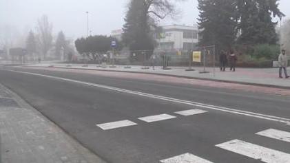 VIDEO-POWIAT. Zakończył się remont ul. Śniadeckiego