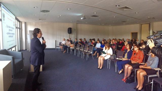 VIII Konferencja Sieci Szkół i Przedszkoli Promujących Zdrowie