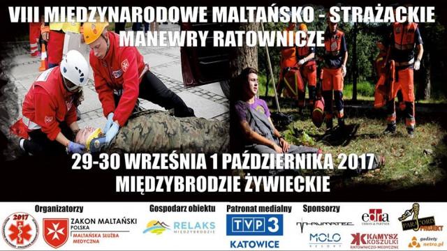 VIII Maltańsko-Strażackie Manewry Ratownicze z udziałem drużyn z powiatu oświęcimskiego !
