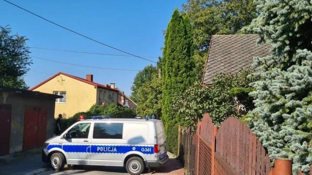 W Andrychowie znaleziono ogromny skład amunicji. Policja ewakuowała mieszkańców
