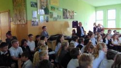 W grojeckiej szkole Sienkiewicza znają i czytają