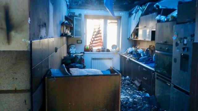 W lany poniedziałek stracili dom. Pomóżmy im – FILM, FOTO