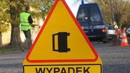 W Polance Wielkiej doszło do kolizji.