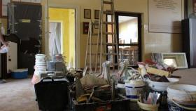 W szkole w Nowej Wsi trwa remont pomieszczeń i wymiana okien