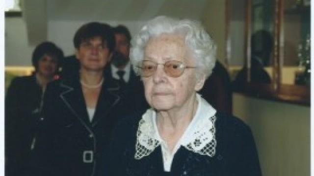 W wieku 100 lat zmarła pani Olga Chylowa
