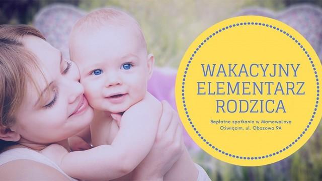 Wakacyjny elementarz rodzica – bezpłatne spotkanie w MamoweLove