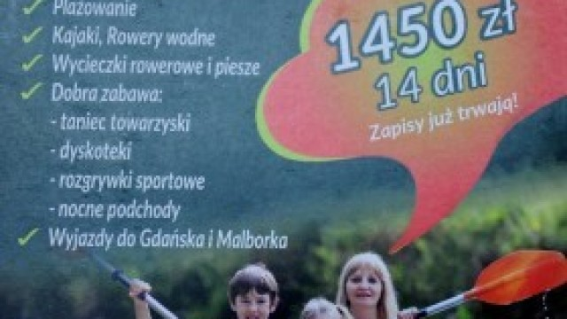 Wakacyjny wyjazd z SOKOŁEM Kęty