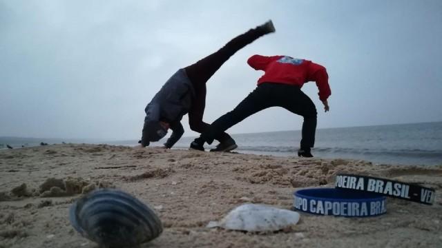 Warsztaty Capoeira