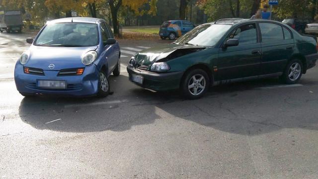 Wczorajsze zdarzenia drogowe na terenie powiatu oświęcimskiego. ZDJĘCIA !