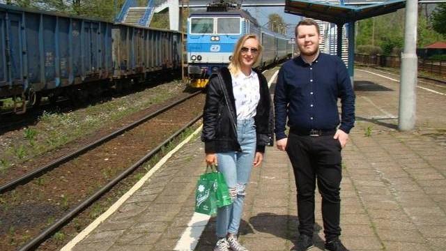 Weekendowe połączenia kolejowe do Krakowa Głównego z Brzeszcz i okolic