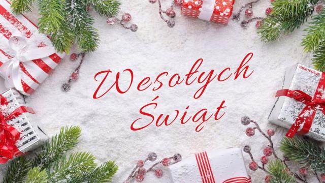 Wesołych Świąt! - InfoBrzeszcze.pl