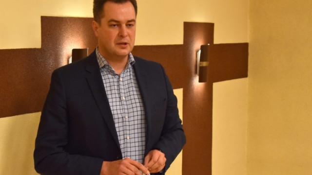 Większościowa koalicja w Radzie Powiatu desygnuje Andrzeja Skrzypińskiego na urząd Starosty Oświęcimskiego