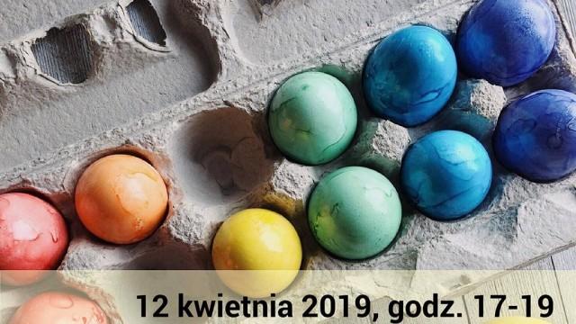Wielkanocne Alleluja, czyli warsztaty w oświęcimskiej książnicy