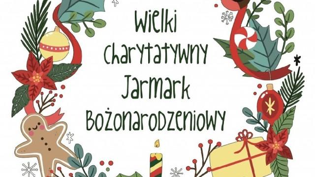 Wielki Charytatywny Jarmark Bożonarodzeniowy dla Lenki Kożuch