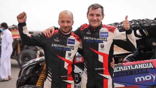 Wielki sukces załogi Energylandia Rally Team w Rajdzie Dakar 2021
