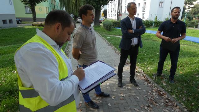 Wkrótce ruszy przebudowa parkingu na Osiedlu Słowackiego - InfoBrzeszcze.pl