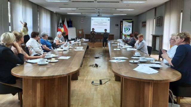 Władze Powiatu Oświęcimskiego z uwagą wsłuchują się w uwagi i postulaty seniorów