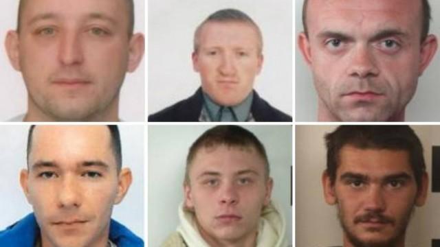 Włamywacze poszukiwani przez małopolską policję