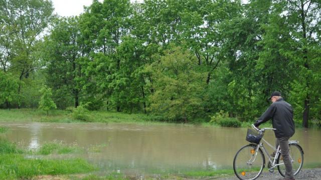 Woda opada. Sytuacja w Powiecie stabilizuje się