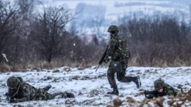 Wojska Obrony Terytorialnej szkolą się w Małopolsce