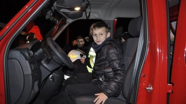 """Wreszcie """"nówka"""" u strażaków z Dworów Drugich – FOTO"""
