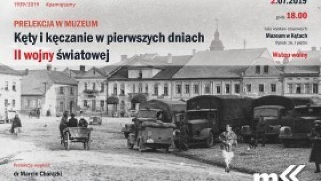 Wrzesień 1939 roku w Kętach. Muzeum zaprasza na spotkanie
