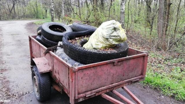 Wstyd wyrzucać, a nie sprzątać – FOTO