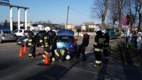 Wtorkowa interwencja strażaków z Podlesia