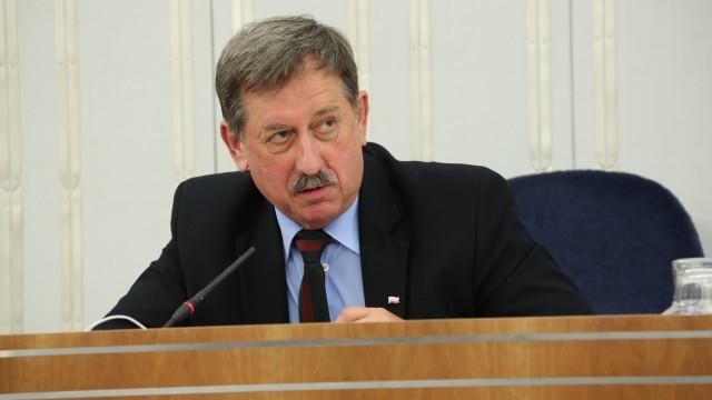 WYBORY. Senator Andrzej Pająk wygrywa w okręgu nr 12