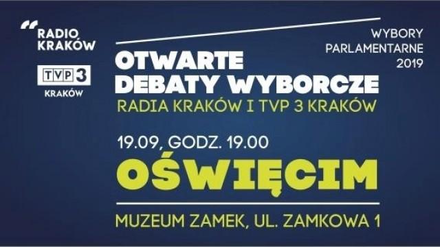 WYBORY. W czwartek debata Radia Kraków i TVP 3 Kraków
