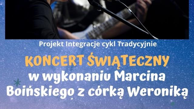 Wygraj zaproszenia na koncert świąteczny Weroniki i Marcina Boińskich