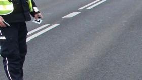 Wypadek drogowy w Kętach