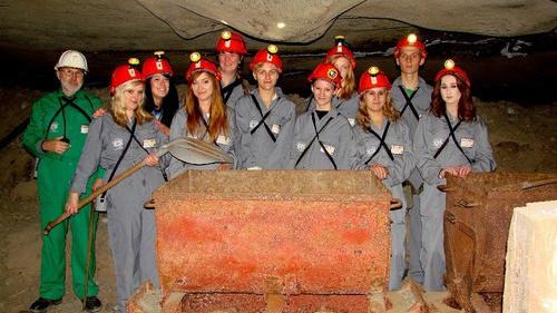 WYPRAWA. Spotkanie z przygodą w kopalni soli