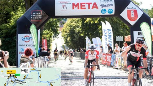 Wyścigi Molo Osiek Race w kolarstwie szosowym - InfoBrzeszcze.pl