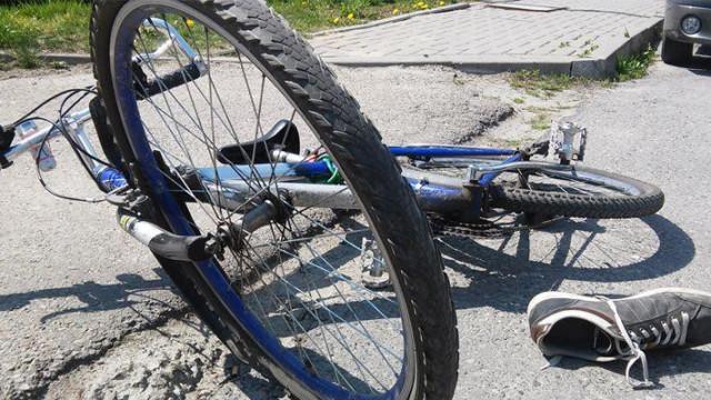 """""""Wyskokowi"""" rowerzyści..."""