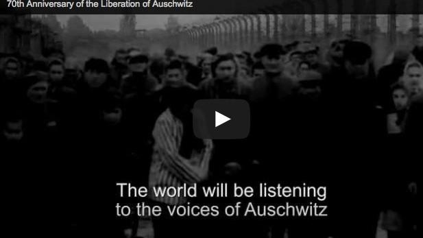 Wysłuchaj głosu Ocalałych. 70. rocznica wyzwolenia Auschwitz