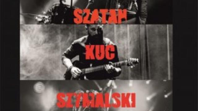 Wystawa Fotografii Koncertowej - Szatan, Kuc, Szymalski