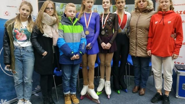 Wzięli udział w międzynarodowych zawodach