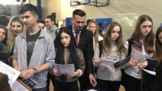 XIV Powiatowe Targi Akademickie w Konarze